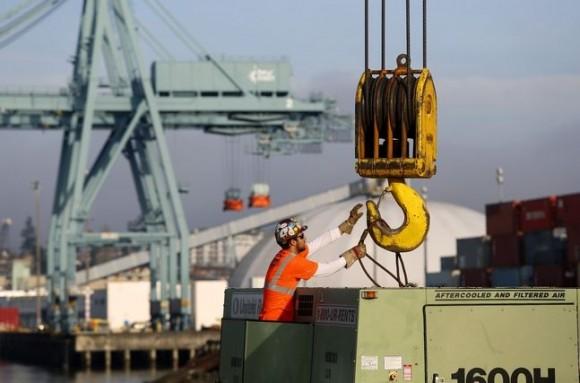 Port of Everett South Terminal Whaf Upgrades IMCO