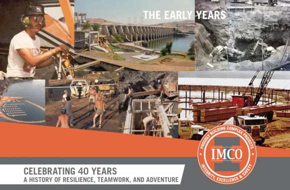 The Early Years of IMCO