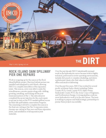 The DIRT Highlights - Volume 44 - Cover