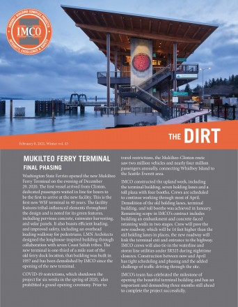 The DIRT Highlights - Volume 43 - Cover
