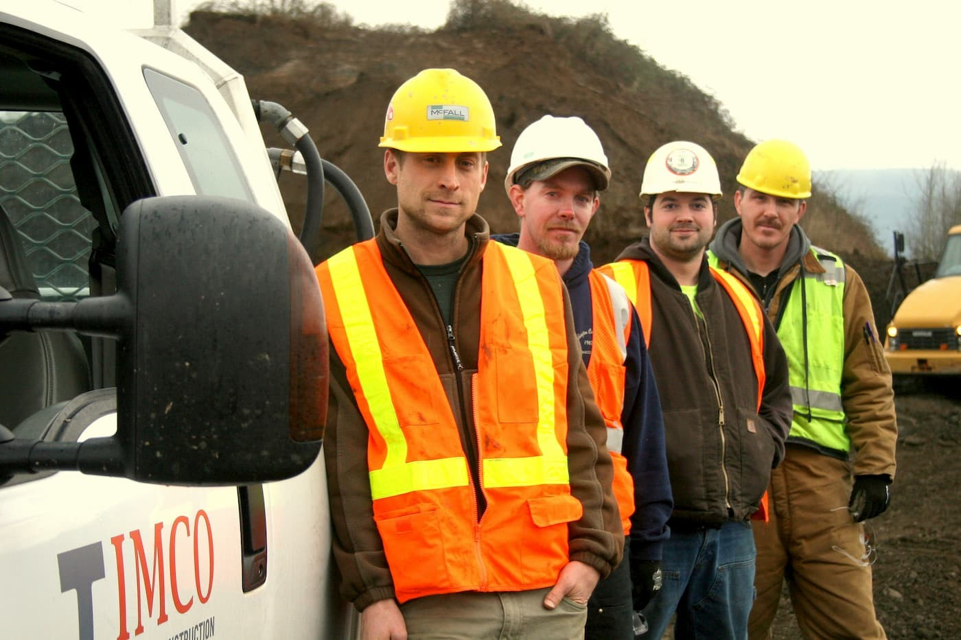 CITC apprentices gaining experience by completing an IMCO project in Northwest Washington.