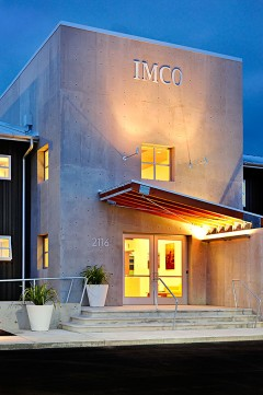 IMCO General Construction LEED Certified Headquarters
