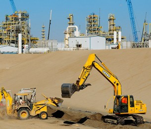IMCO General Construction specializes in energy industrial construction