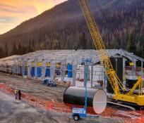 Holden Mine Water Treatment Plant Lake Chelan Rio Tinto