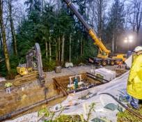 Kinder Morgan Samish Pipeline Maintenance IMCO Construction