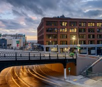Yesler bridge